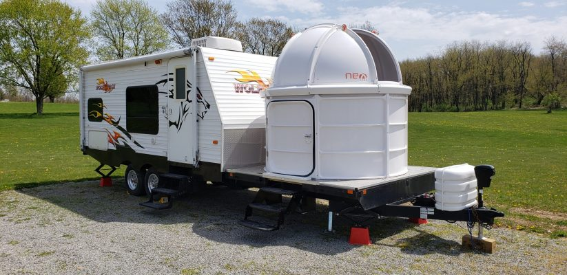 Meadowgold Mobile Observatory