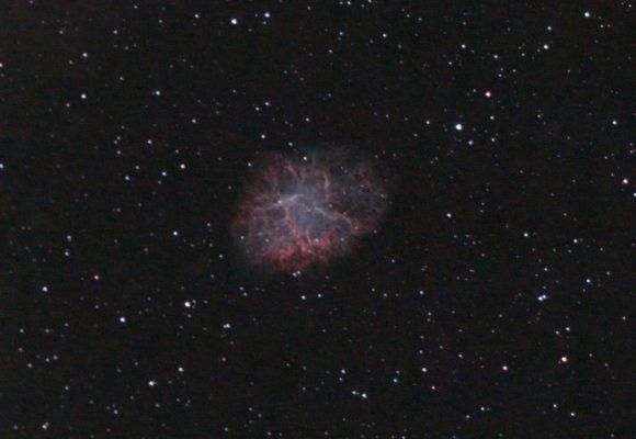 M 1, NGC 1952, Sh2 244 - Crab Nebula - in Taurus