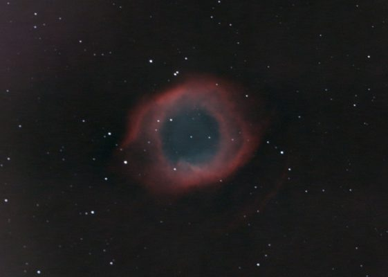 NGC7293, Caldwell 64 - Helix Nebula - in Aquarius